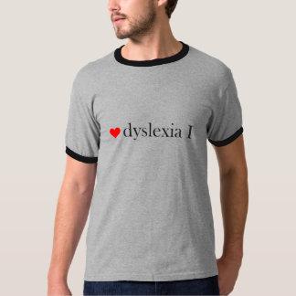 I heart dyslexia T-Shirt