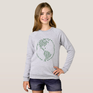 I Heart Earth Sweatshirt