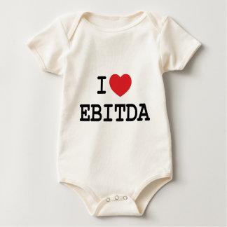 I (heart) EBITDA Baby Bodysuit
