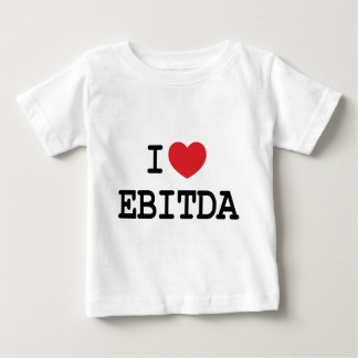 I (heart) EBITDA Baby T-Shirt