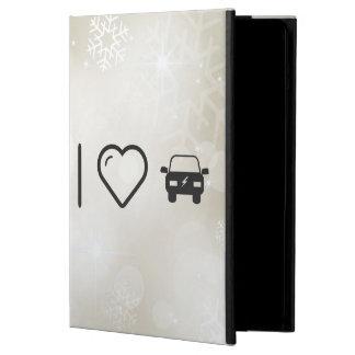 I Heart Eco Cars iPad Air Cover