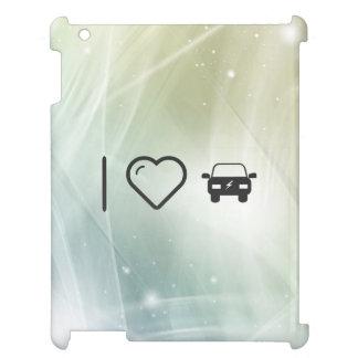 I Heart Eco Cars Case For The iPad 2 3 4
