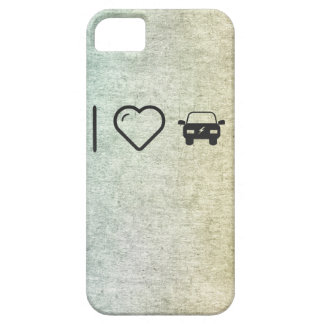 I Heart Eco Cars iPhone 5 Cases