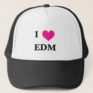 I Heart EDM Trucker Hat