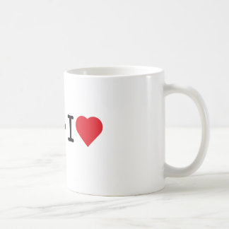 I Heart F# mug