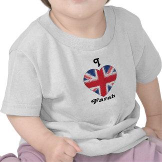 I heart Farah Tee Shirts