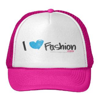 I Heart Fashion Yellow Cap
