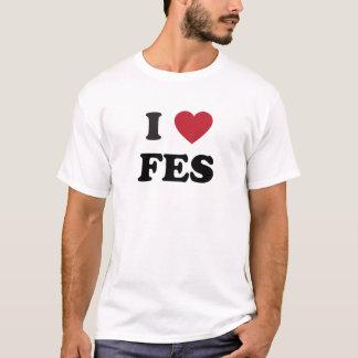 I Heart Fes Morocco T-Shirt