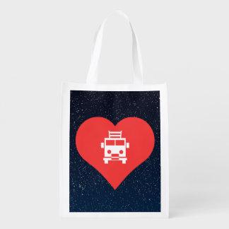 I Heart Firetrucks Icon