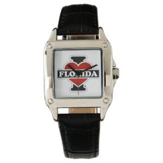 I Heart Florida Wristwatches