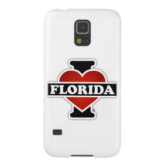 I Heart Florida Galaxy S5 Covers