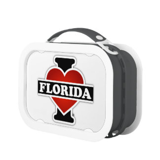 I Heart Florida Lunchboxes