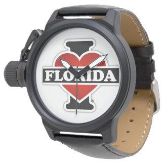 I Heart Florida Wristwatch