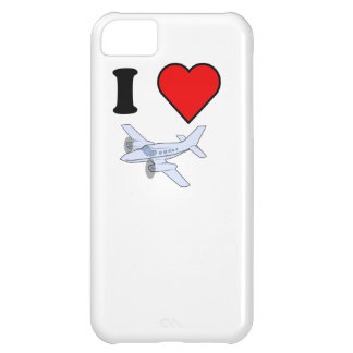 I Heart Flying Case For iPhone 5C