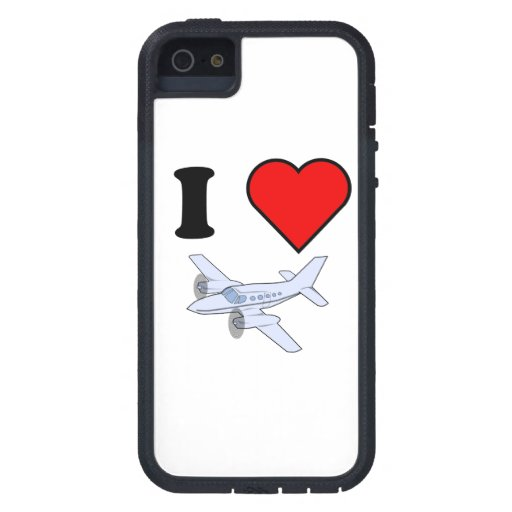 I Heart Flying iPhone 5/5S Covers