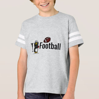 I Heart Football! T-Shirt