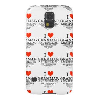 I Heart Galaxy S5 Cases