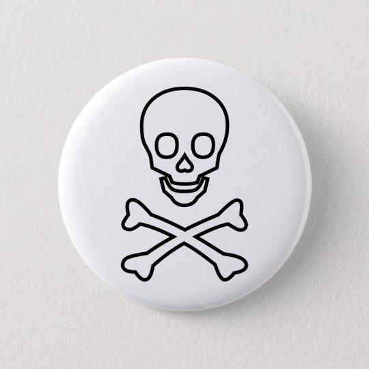 I Heart Geoff Petersen 6 Cm Round Badge