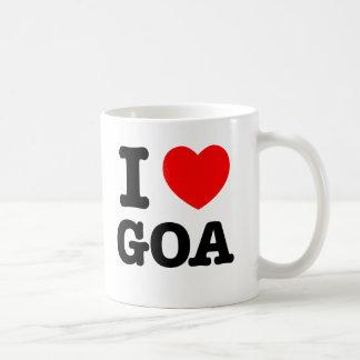 I Heart Goa Basic White Mug