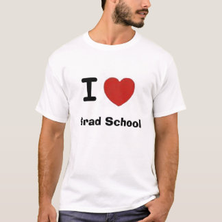 I heart grad school T-Shirt