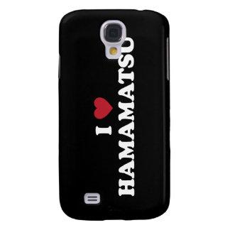 I Heart Hamamatsu Japan Samsung Galaxy S4 Case