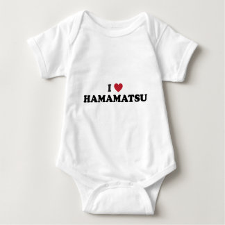 I Heart Hamamatsu Japan Infant Creeper