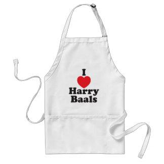 I 'Heart' Harry Baals Aprons