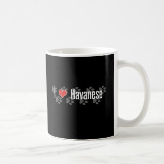 I (heart) Havanese Coffee Mug