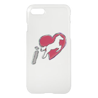 i HEART HORSES iPhone 7 Case
