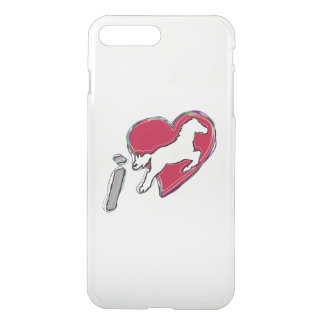 i HEART HORSES iPhone 7 Plus Case