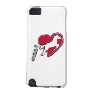 i HEART HORSES iPod Touch 5G Covers