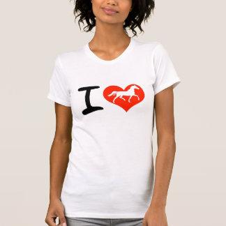 I Heart Horses Shirts