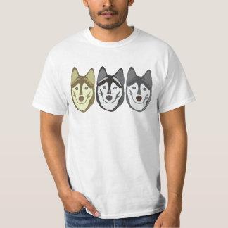 I Heart Huskies! T-Shirt
