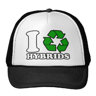 I Heart Hybrids Cap