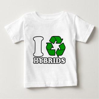 I Heart Hybrids T Shirts