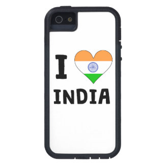 I Heart India iPhone 5/5S Covers