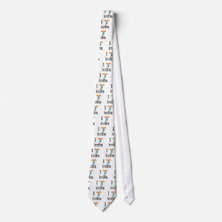 "I ""Heart"" India - I Love India Tie"