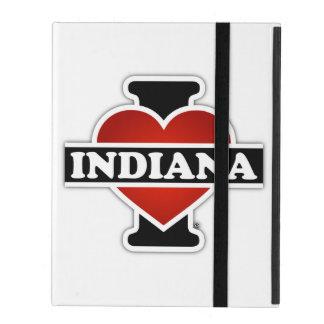I Heart Indiana Covers For iPad