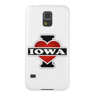 I Heart Iowa Galaxy S5 Case