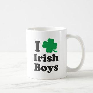 I heart Irish Boys Mug