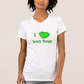 I Heart Irish Boys Shirt