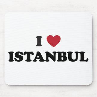 I Heart Istanbul Turkey Mouse Pad
