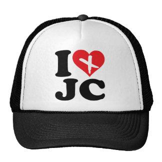 I Heart JC Cap