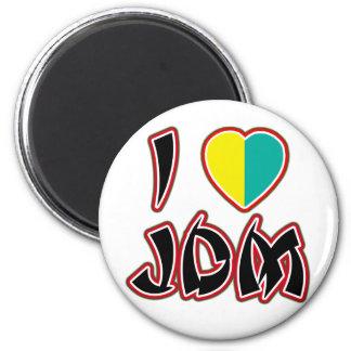 I Heart JDM (Wakaba) Magnet