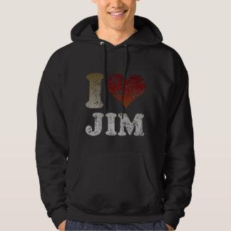 I heart Jim Hoodie