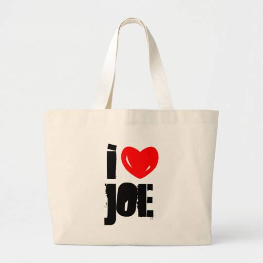 I Heart Joe Bag