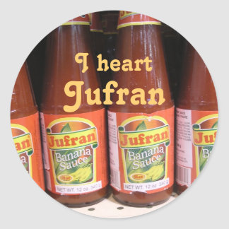 I heart Jufran sticker
