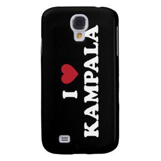 I Heart Kampala Uganda Galaxy S4 Cases