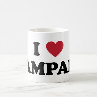 I Heart Kampala Uganda Mugs