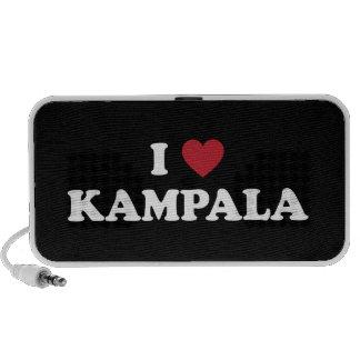 I Heart Kampala Uganda Speaker System